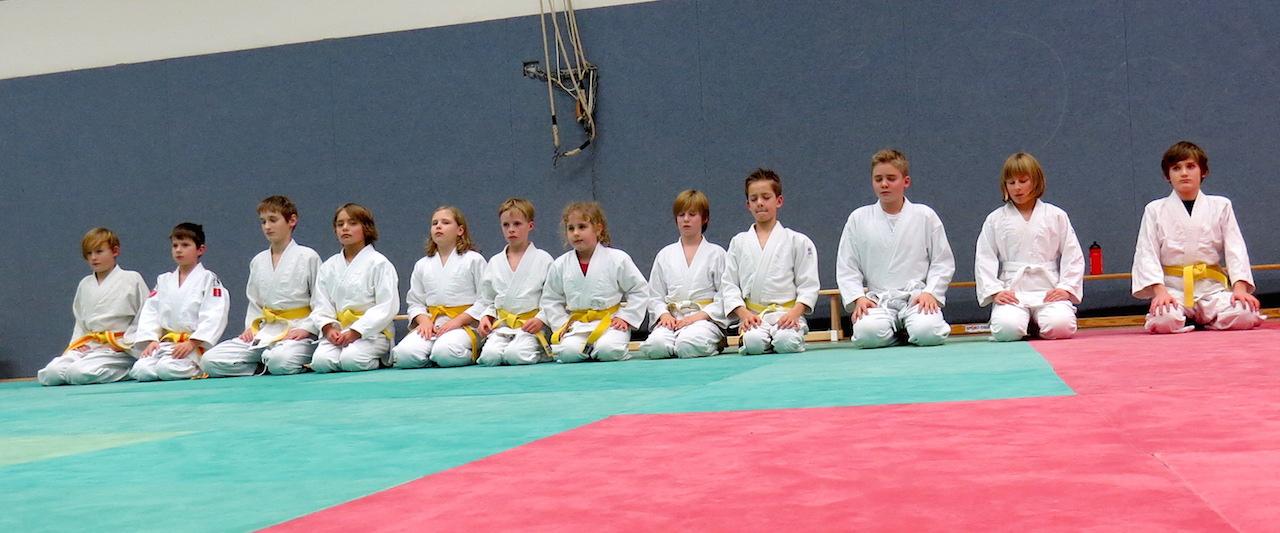 Judo gruppen for Kleine esstisch gruppe